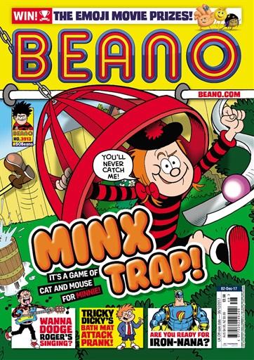Beano prizes images