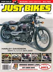 JUST BIKES issue 18-05
