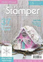 Craft Stamper issue January 2018