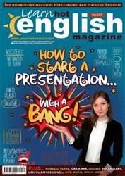 Learn Hot English issue 187