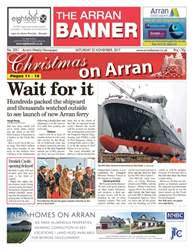 Arran Banner issue 25th November 2017