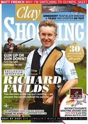 Clay Shooting issue December 2017