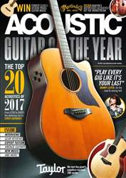 Acoustic issue December 2017