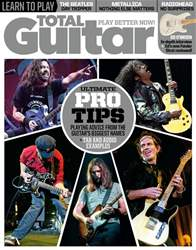 Total Guitar issue December 2017