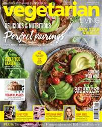 Vegetarian Living issue Jan-18