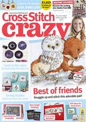 Cross Stitch Crazy issue January 2018