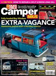 VW Camper issue January 2018