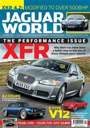 Jaguar World issue January 2018