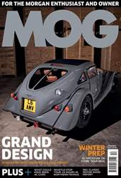 MOG Magazine issue Issue 66 - December 2017