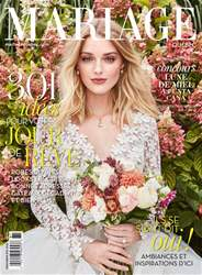 Mariage Quebec issue Spring/Summer 2018
