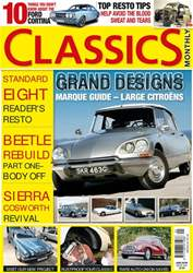 Classics Monthly issue January 2018
