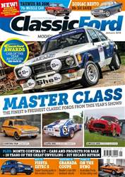 Classic Ford issue January 2018
