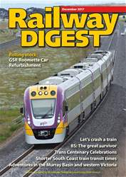 Railway Digest issue December 2017