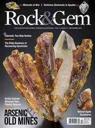 Rock & Gem Magazine issue December 2017
