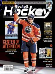 Beckett Hockey issue December 2017