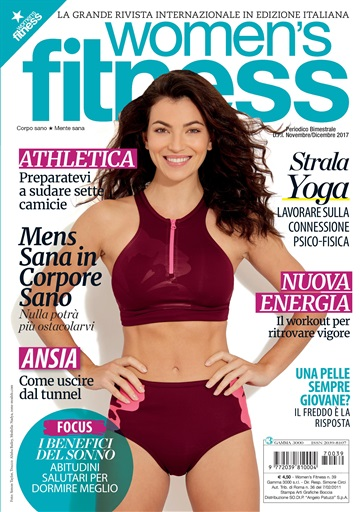 Womens Fitness Italia Preview