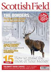 Scottish Field issue January 2018