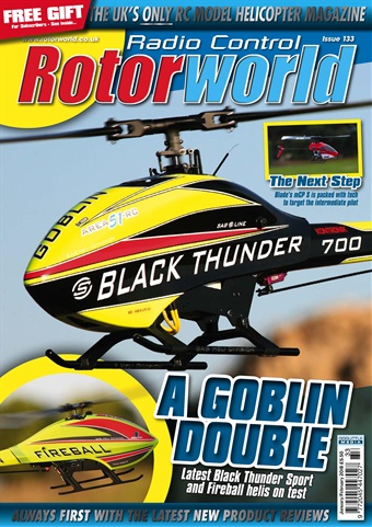 Radio Control Rotor World issue 133 January 2018