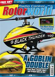 Radio Control Rotor World issue 133 January 2018