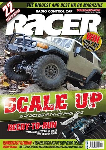Radio Control Car Racer issue January 2018
