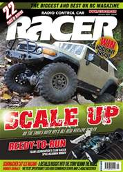 Radio Control Car Racer issue January 2018