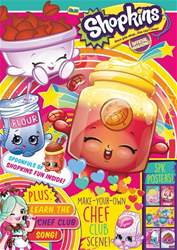 Shopkins Magazine Cover