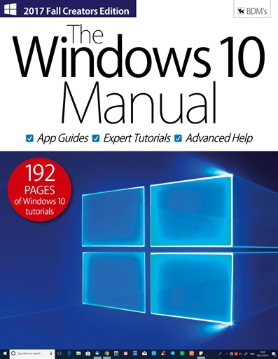 The Windows 10 Manual Digital Issue