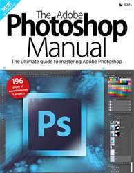 Adobe Photoshop - The Complete Guide Magazine Cover