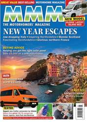 MMM issue New Year Escapes January 2018