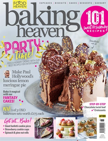 Baking Heaven issue Dec/Jan '18