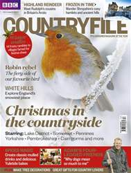 Countryfile Magazine issue December 2018
