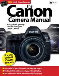 The Canon Camera Manual Magazine Cover