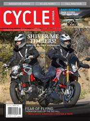 Cycle Canada issue January 2018