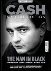 Vintage Rock Presents issue Jonny Cash