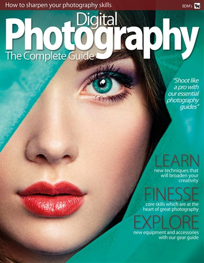 Digital Photography - The Complete Guide Preview