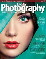 Digital Photography - The Complete Guide Magazine Cover