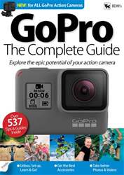 GoPro - The Complete Guide Magazine Cover