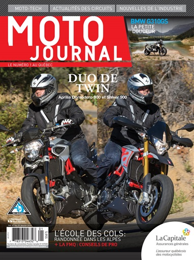 moto journal magazine janvier 2018 subscriptions pocketmags. Black Bedroom Furniture Sets. Home Design Ideas