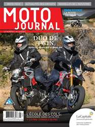 Moto Journal issue Janvier 2018