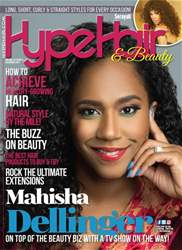 Hype Hair issue December 2017