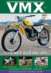VMX Magazine issue VMX Magazine