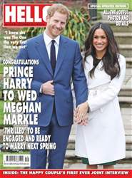 Hello! Magazine Magazine Cover