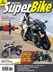 Superbike Hungary issue Dec-17