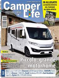 CAMPER LIFE issue CamperLife_Dicembre Gennaio 2018_Vestito Double Face