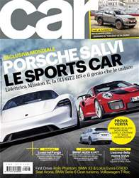 CAR magazine Italia issue NOVANTASEI