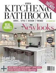 Utopia Kitchen & Bathroom issue January 2018