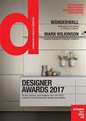 Designer Kitchen & Bathroom issue Dec-17