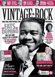 Vintage Rock issue Jan/Feb