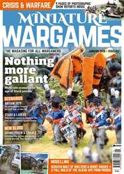 Miniature Wargames issue January 2018 (417)