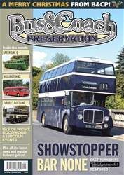 Bus & Coach Preservation issue  January 2018